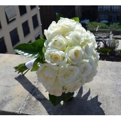 bouquet de rosas para novia
