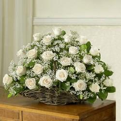 Cubre caja de rosas